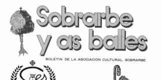 Portada de Sobrarbe y as balles, la publicación periódica del CES-portada