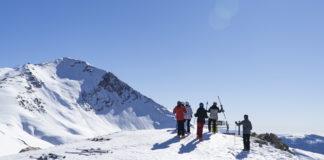 Esquiadores disfrutando de la estación de Cerler estos días (Foto: Aramón)