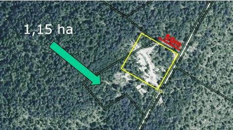 Imagen aérea del pozo Centenera (Foto: Ecologistas en Acción)