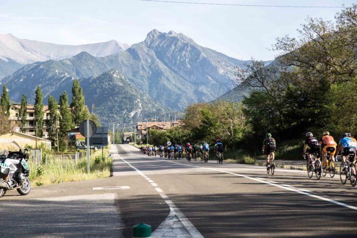 Las carreteras ribagorzanas no verán este año el paso de la TowCar Puertos Ribagorza (Foto: Servicio especial)