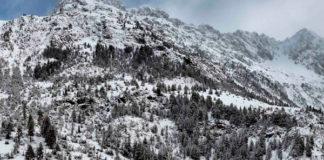 Una imagen d ela anterioor edición de la Snow Trail (Foto: Servicio especial))